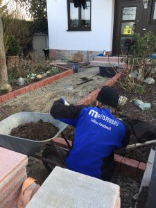 Gartengestaltung - Meisterbau - Solides Handwerk